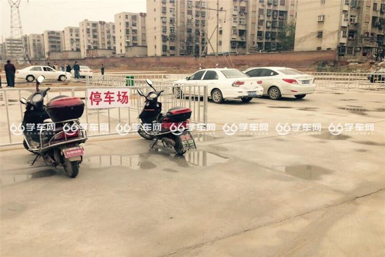 郑州鸿泰驾校训练场地