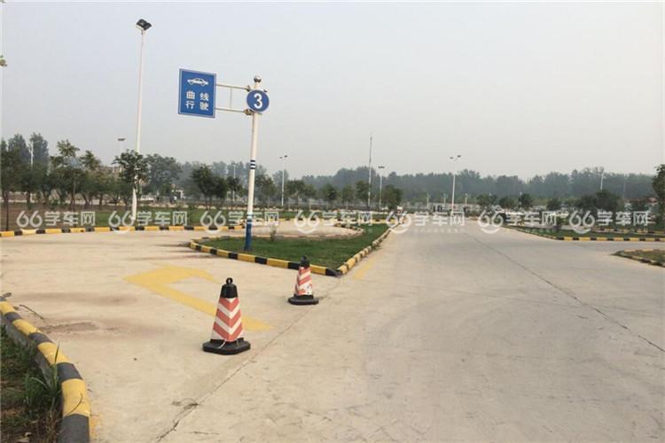 郑州红绿灯驾校场地
