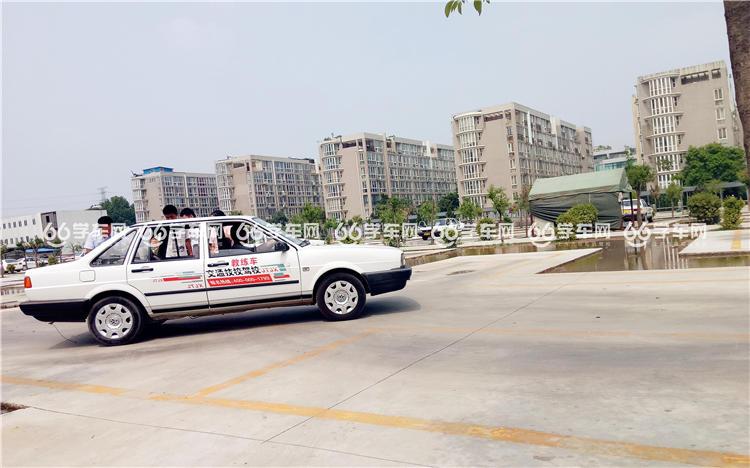 郑州交通技校驾场地
