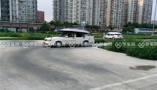 豫公驾校正在练车