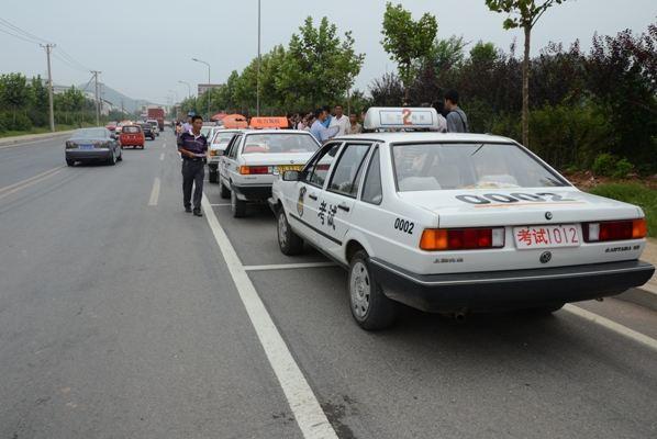 郑州考驾照
